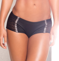 VV028, Scrunch Bottom with Side Lace