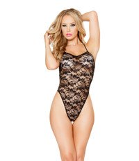 LI113, Lace Teddy