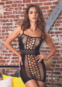 LA81505, Multi Net Dress