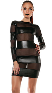 SL5018, Strapped Down Dress