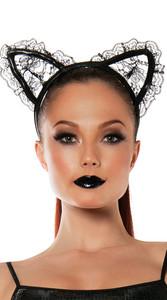 SL5026, Lace Cat Ears