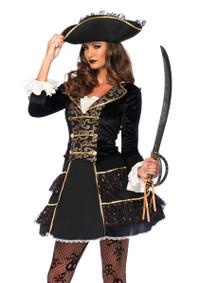 LA85549, High Seas Pirate Captain