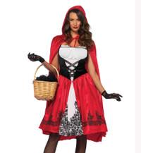 LA85614, Classic Red Riding Hood