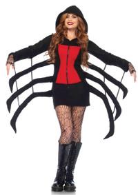 LA85558, Cozy Black Widow