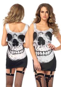 LA86636, Skull Dress