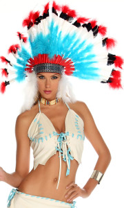 Native American Headdress.