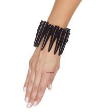 R-4562, Black Bullet Wrist Cuffs