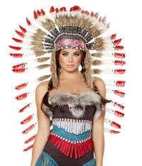 H4727, Native American Headdress
