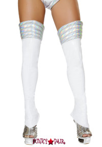 White Space Leggings