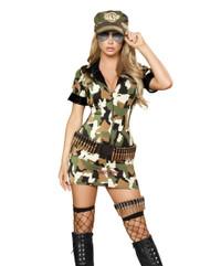 R-4393, Militia Babe