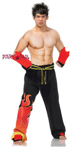 TK86661, Jin Kazama Costume