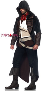 AS85353, Arnaud (Arno) Costumes