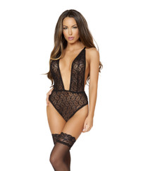 LI168, Plunging Front Teddy