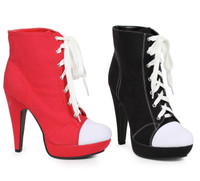 426-Sport, 4 Inch Heel Athletic Ankle Boots