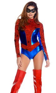 FP-555156, Web Girl Costume