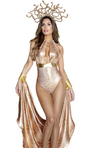 FP-557760, Slither Sexy Medusa Costume