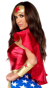 FP-995524, Red Superhero Cape
