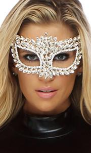 FP-995108, Jewel Cat Eye Mask
