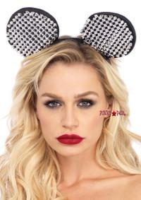 A2794, Studded Mouse Ears