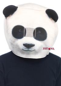 2163, Foam Panda Mask