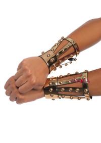 A2804, Studded Arm Cuffs