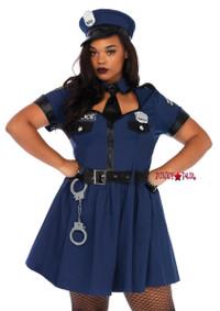 86681X, Flirty Cop