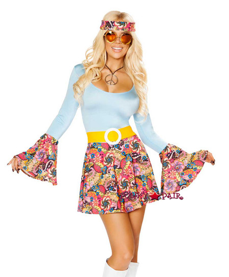 R-10115, Stylish Hippie