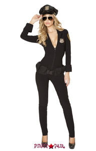 R-4503, Sexy Law Enforcer Costume
