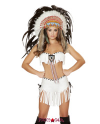 R-4477, Tribal Princess Costume