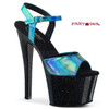 Sky-309HG, Turquoise/Black