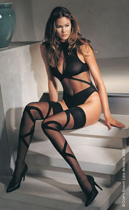 Teddy with matching stockings * 8212
