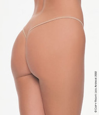 2399, Spandex Y Back G-string