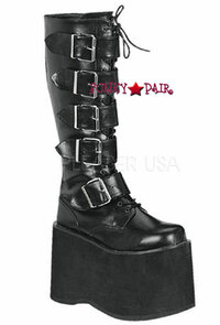 punk rock Demonia Gothic  Boots