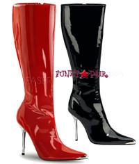 HEAT-2010, 4.5 Inch High Heel Knee Boots