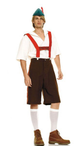 Leaderhosen Costume (83240)