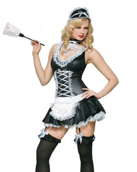 83147,Naughty French Maid Costume