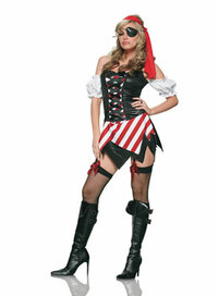 Pirate First Mate Costume