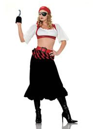 Scurvy First Mate Costume (83212)
