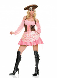 Captian's Mistress Costume (83227)