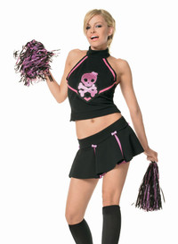 Morbid Cheerleader Costume (83199)