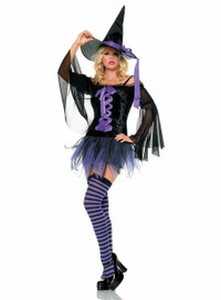 Midnight Witch Costume (83247)
