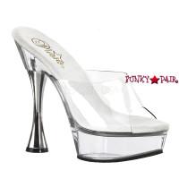SWEET-401, Sexy Cone High Heel Slide