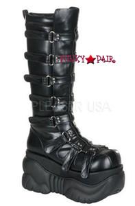 gothic punk boots (BOXER-200)