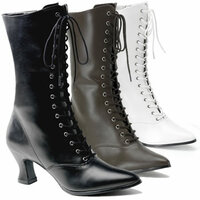 Women Victorian Boot * Victorian-120