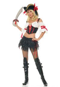 Marauder Pirate Costume CLEARANCE