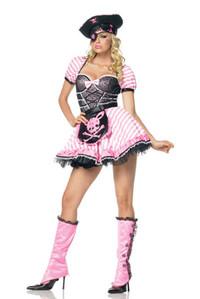Katarina the Pirate Costume (83327)