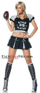 Star Football Player Costume