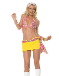 Go-Go Girl Costume