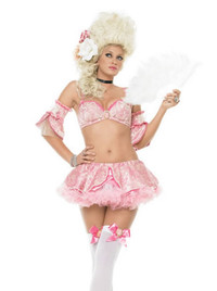 Sexy Lady Marie Costume (53044)