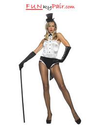 Tuxedo Showgirl